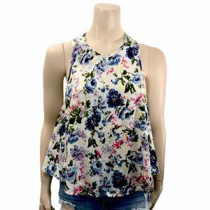 Streetwear Society Floral Top